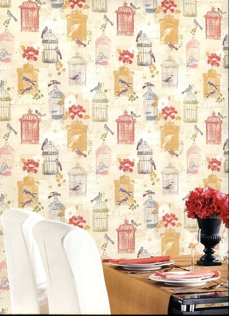 Kitchen style 2 wallpaper ke29945 by norwall for galerie for Kitchen wallpaper uk